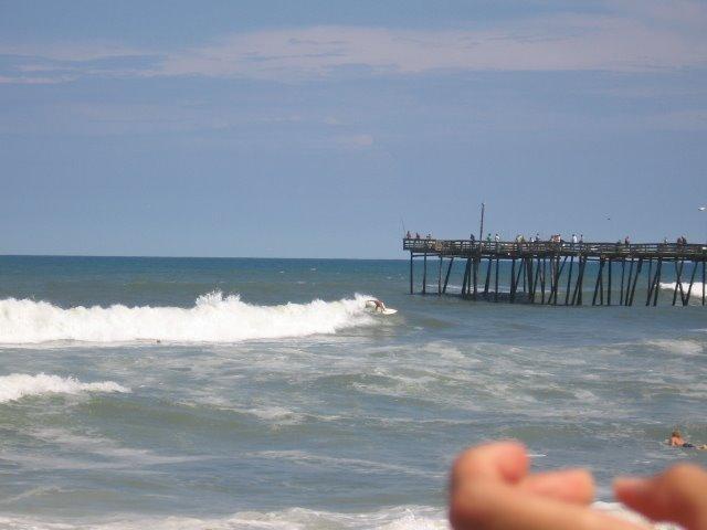 Bill S Obx Beach Life 2006 09 03