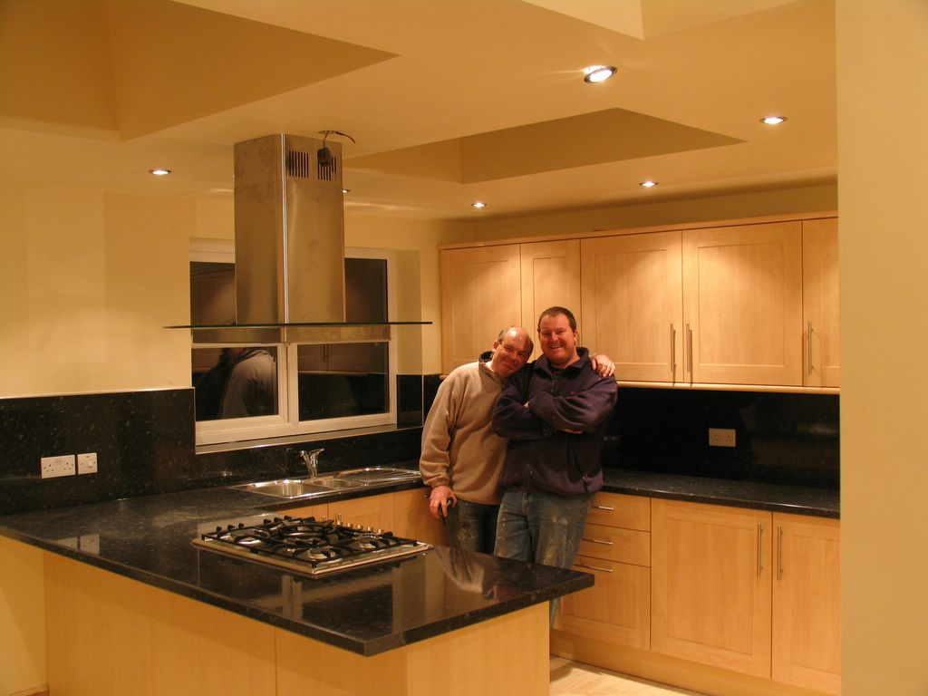 Elm kitchens and joinery - Kitchen backboards ...