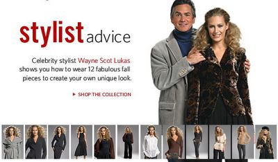 Spiegel does a fashion series with Wayne Scot Lukas