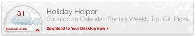 Target offers holiday desktop tool
