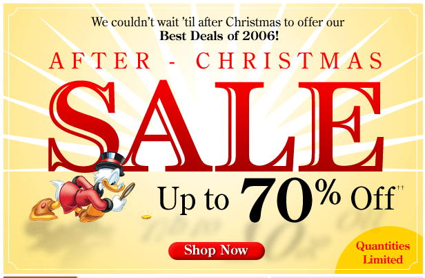 am inbox first after christmas sale reference - Best Deals After Christmas