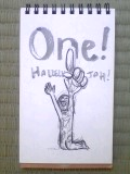 One thing!