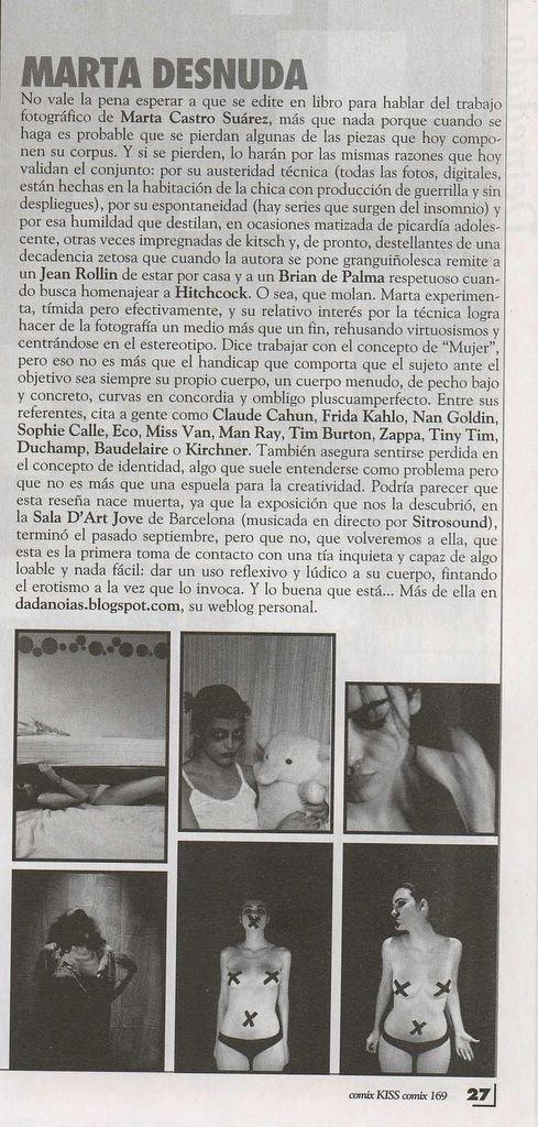 Kahlo en Kiss