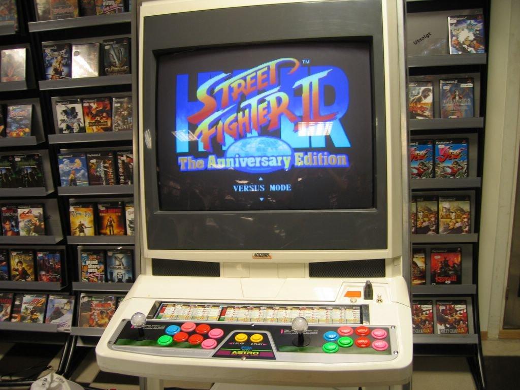 Chief Gutti S Corner Super Street Fighter Ii X Tournament