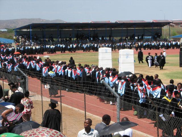 university of botswana