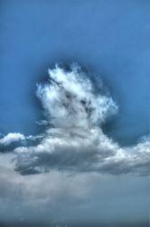 Cumuli sul Faiallo