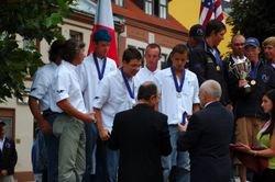 Medaglia alla nazionale F3J junior