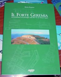 Libro sul Forte Geremia