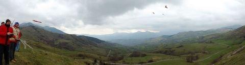 Panorama con piloti dalla Cappelletta