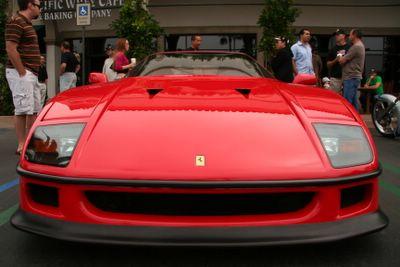 Crystal Cove Car Show