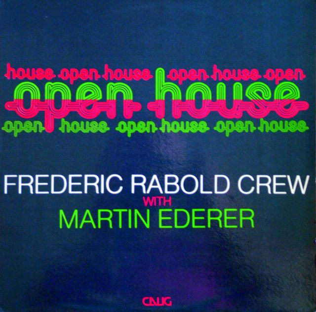 Frederic Rabold Crew Open House