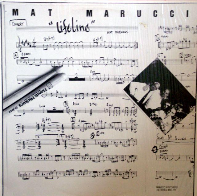 Mat Marucci Lifeline