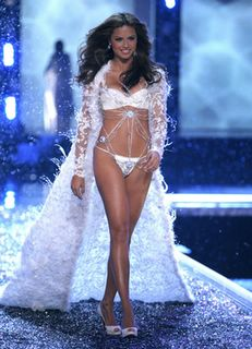 Adriana Lima in lingerie - Victorias Secret Fashion Show