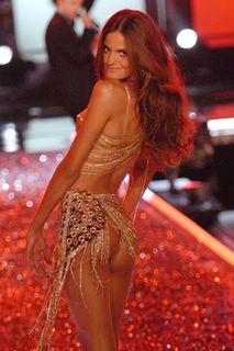 Izabel Goulart at the Victorias Secret Fashion Show