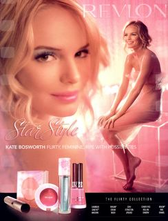 Kate Bosworth for Revlon