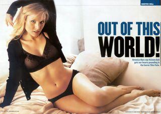 Veronica Mars star Kristen Bell in a bikini
