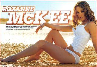 Roxanne McKee