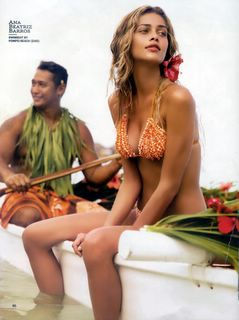 Sports Illustrated Swimsuit 2006- Ana Beatriz Barros