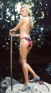 Veronica Varekova looking sexy