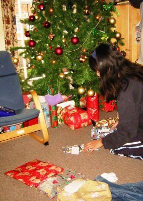 London Christmas 2005