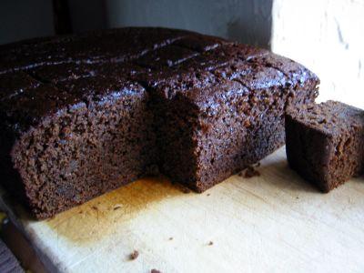 Ginger & Spice Cake