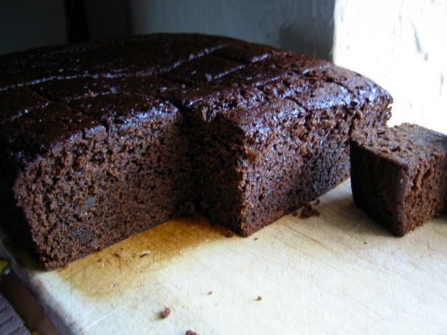 my ginger fiend friend described it as one of the best ginger cake he ...