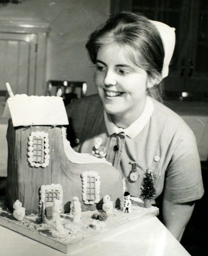 photograph picture of sam's mum