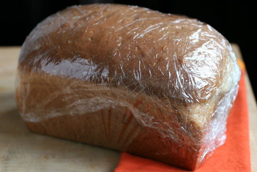 photograph picture of housemade bread restaurant review of Mabel's just for you cafe in dog patch / potrero hill san francisco