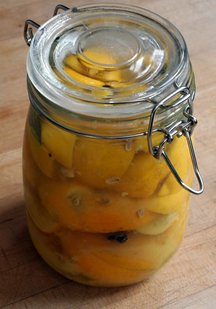 photograph picture recipe how to make preserved meyer lemons