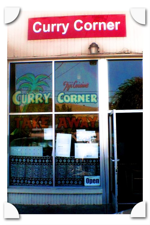 curry corner fijian food in ahyward california