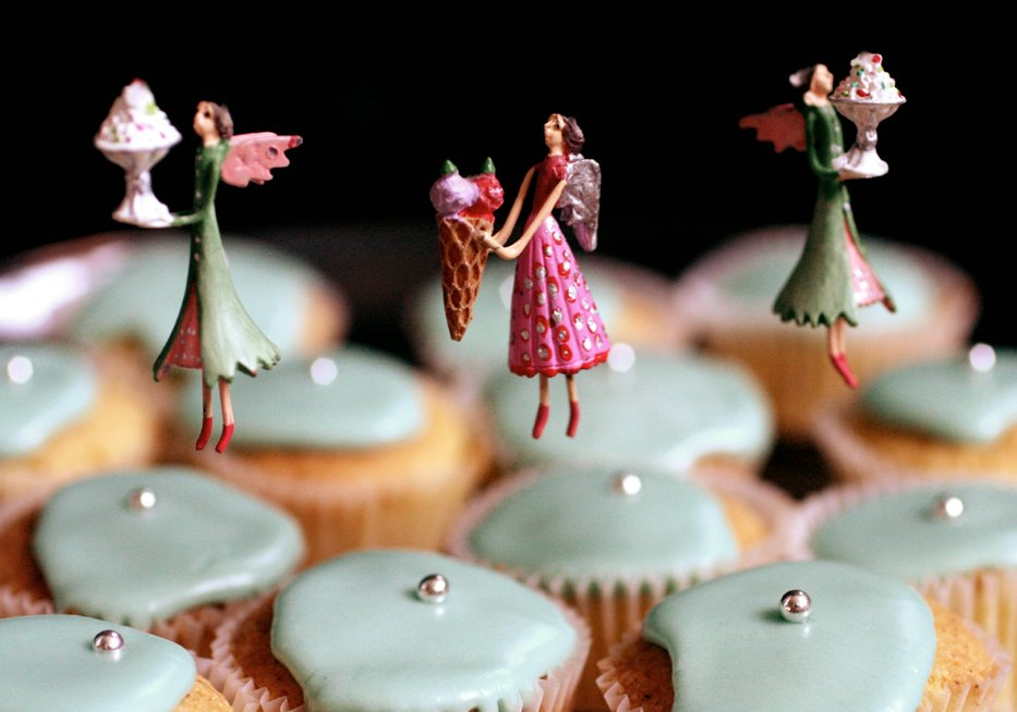 Fairy Cakes Recipe Fan Oven Uk
