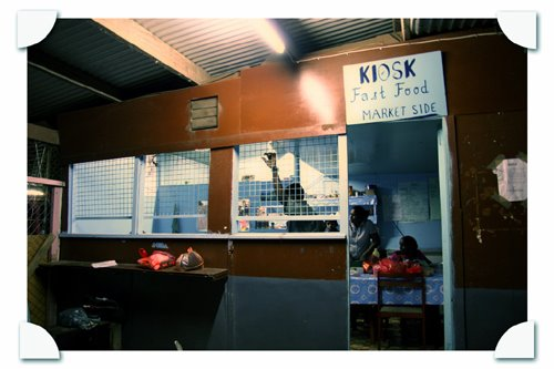 the indian Kiosk in Savusavu fiji next to the market