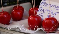 photograph picture ms glaze pommes d'amour food blog in paris via san francisco