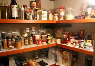 Sam and Fred's Pantry