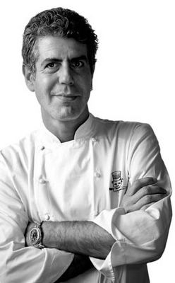 picture of anthony bourdain pilfered from his website for which I give him all the credit