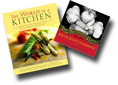 photograph picture of the San Francisco bay area blogs from cookbook author bloggers