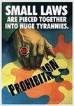 Las pequeñas leyes se juntan para formar grandes tiranías
