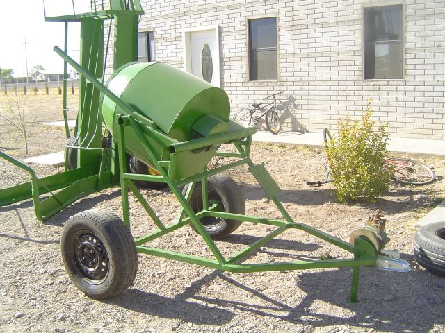 Maquinaria agricola del norte neufeld - Microcementos del norte ...