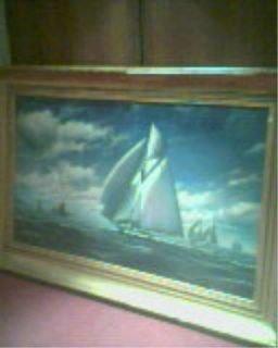 Antiquaire marine peintres de marine