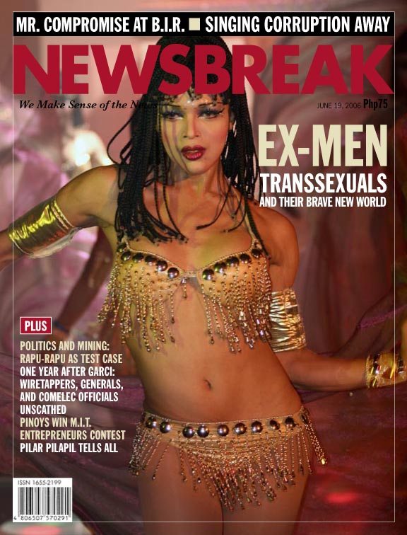 Transexual belly dance #15