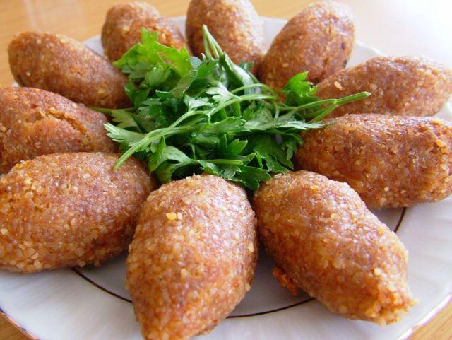 Patatesli içli köfte tarifi oktay usta — Görsel Yemek ...
