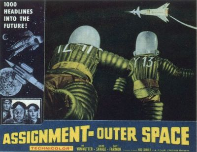 assignment outer space Get this from a library assignment : outer space [rik van nutter gabriella farinon david montresor bin yagasawa archie savage alain dijon ennio de concini.