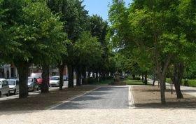 Largo do Rossio (zona a nascente)