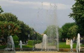 Largo do Rossio (zona a poente)