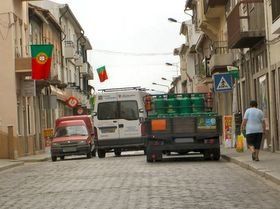 Rua Azurara da Beira (sentido ascendente)