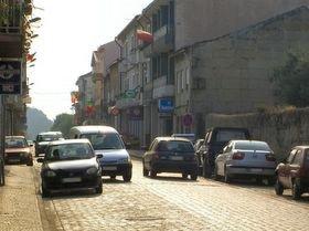 Rua Azurara da Beira (sentido descendente)