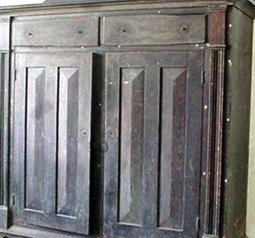 18thc cuisine garde manger. Black Bedroom Furniture Sets. Home Design Ideas