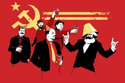 The communist party!