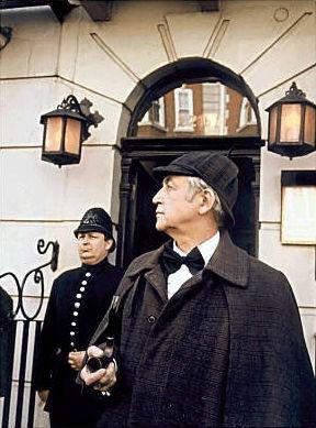 Boris Livanov as Sherlock Holmes