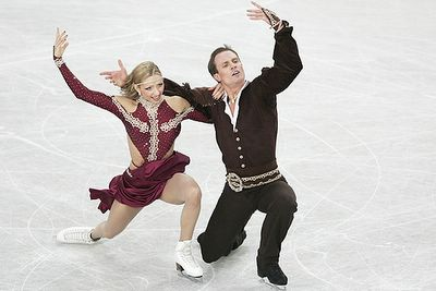 Tatiana Navka and Roman Kostomarov